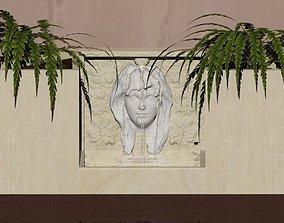 Indoor Water Feature 3D print model