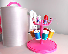 3D printable model Suni Thread Carousel