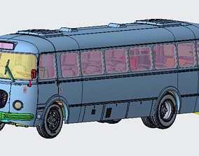 3D printable model Skoda-706RTO