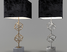 Table Lamp Matrix Eichholtz 3D model