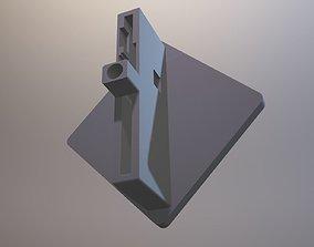 3D printable model Photoelectrochemical cell