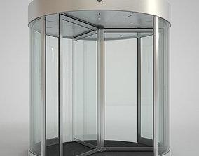 3D Revolving Door 250cm