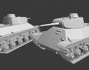 T 50 tanks 3D print model
