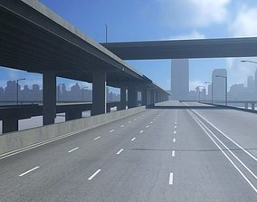 Freeway01 architecture 3D