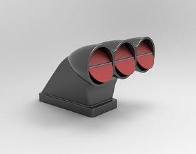 3D model Air intake