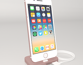 Apple iPhone 7 detailed 3D model