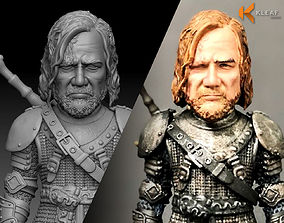 Game of Thrones - The Hound 3D print model