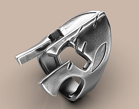 armour 3D printable model Gladiator ring