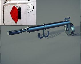 3D printable model Functional Shower Holder