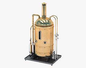 Brewingcopper 3D model