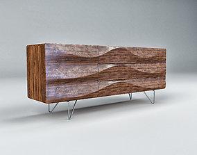 3D model Lasta sideboard cabinet