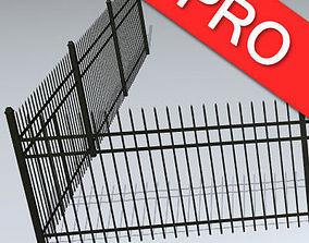 3D Fences Pack
