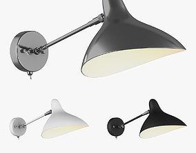 Manti Lightstar Sconce 3D
