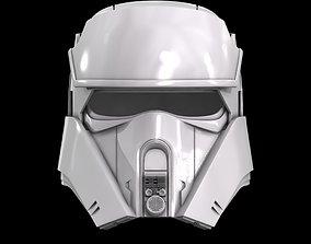 3D printable model Star Wars Roghe One Shoretrooper Helmet