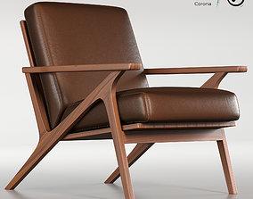 3D model OTIO Lounge Chair