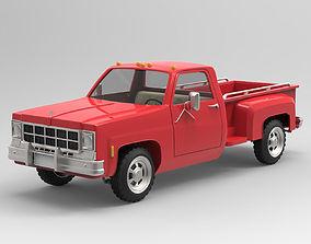 GMC 1979 Sierra grande 454 3D