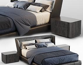 3D model Reeves Bed