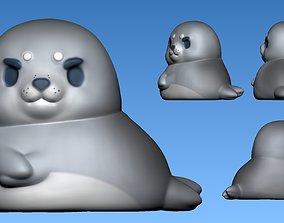Seal Cartoon 3D printable model