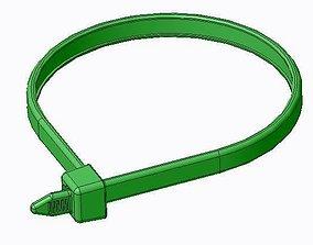 3D printable model 111-05850 Hellermann Cable Ties T50S