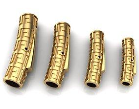 LOCK FOR LACES 3D printable model bracelettesselcaps