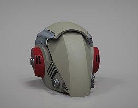 3D printable model Jedi Training helmet from Rise of