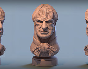 Haunted Mansion Uncle Lucius Bust 3D print model