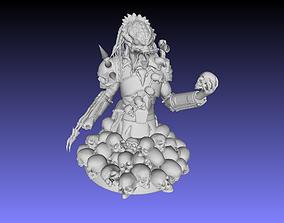 Predator Master Hunter 3D print model