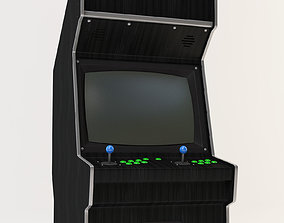Arcade Machine 3D model
