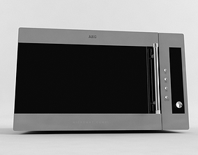 Microwave AEG 3D model