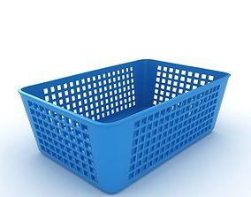 Plastic Baskets 3D