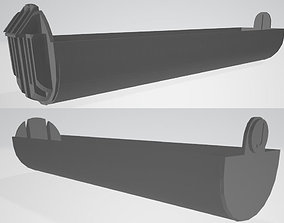 3D print model Vintage Joustra Battery Toy Controller Roof
