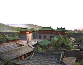 Southern Song Imperial City 3D model