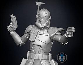 3D printable model Captain Rex Figurine - Guardian