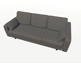 3D asset Sofa - props for interior