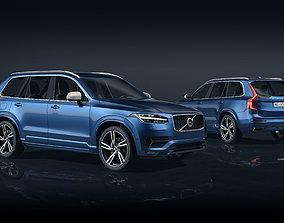 Volvo xc90 xc70 3D