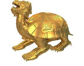 Dragon turtle 1 3D