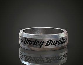 3D print model Ring for bilers