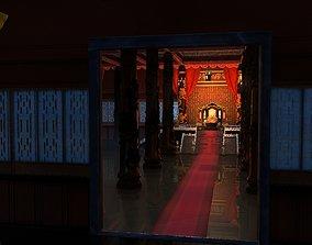 Palace 3D model east