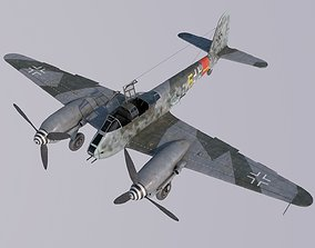3D Me410 Heavy Fighter