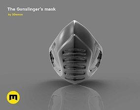 3D model The Gunslingers mask
