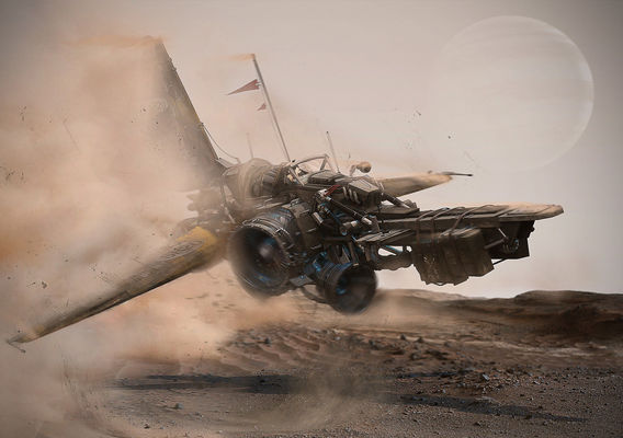 Sand Viper by Nic Belliard
