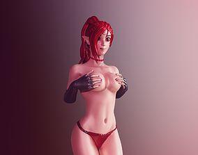 3D Elf June