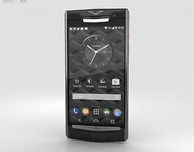 3D model Vertu Signature Touch 2015 Clous De Paris