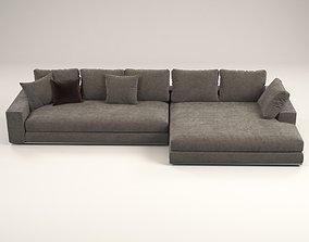 Lame sofa 3D model