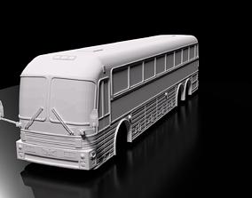 3D print model 90s Golden Eagle Bus