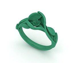 3D printable model Custom oreder for 1ct gem