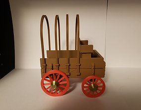 3D print model Chuck Wagon