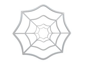 Spider Web v1 002 3D asset