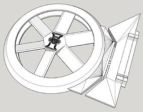 VTOL Wings for Model Conversion