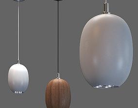 3D model luxcambra CRETA pendant lamp